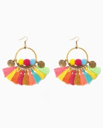 $16 - La Paz statement earrings