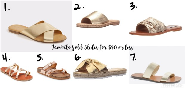 gold slide sandals collage.jpg