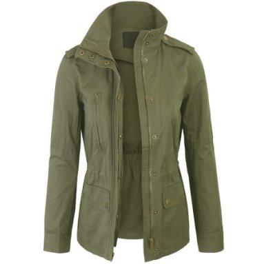 KOGMO from Walmart military jacket - $29.99