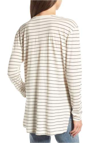striped tee nordy back