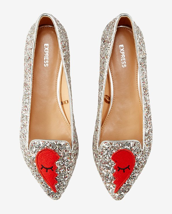 express - broken heart flats